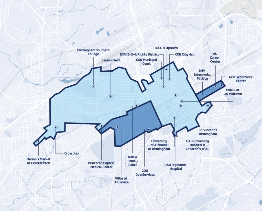 Birmingham On Demand App Innovation